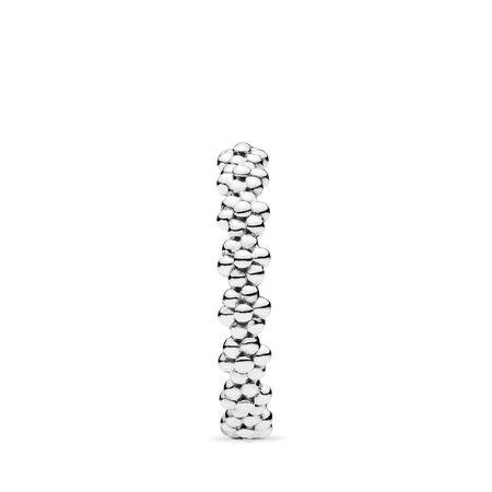 Cercle de marguerites, Argent sterling, Aucun autre matériel, Aucune couleur, Aucune pierre - PANDORA - #191035