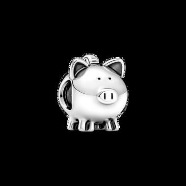 Cute Piggy Bank Charm