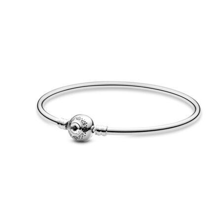 Disney, Bracelet rigide pour charms Princesse Jasmine etAladdin