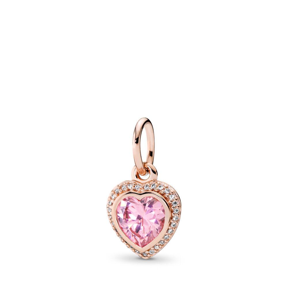 66ce16287 Sparkling Love, PANDORA Rose™ & Pink & Clear CZ