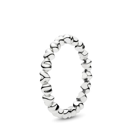 7f77b94999ecd Forever Love Stackable Ring