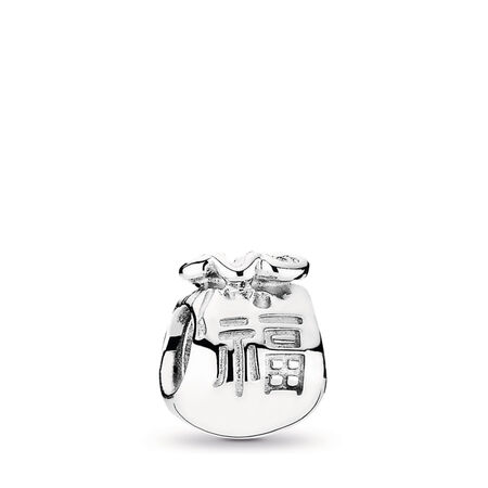Money Bag, Sterling silver - PANDORA - #790990