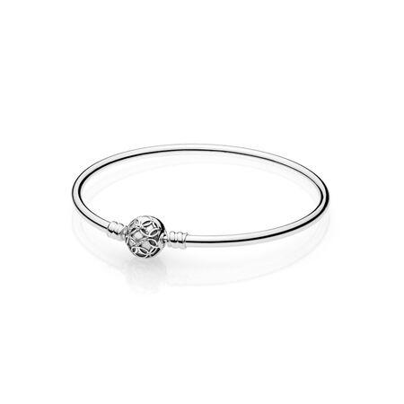 Limited Edition Pattern of Love Bangle Bracelet