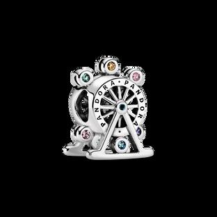 Charm Grande roue colorée