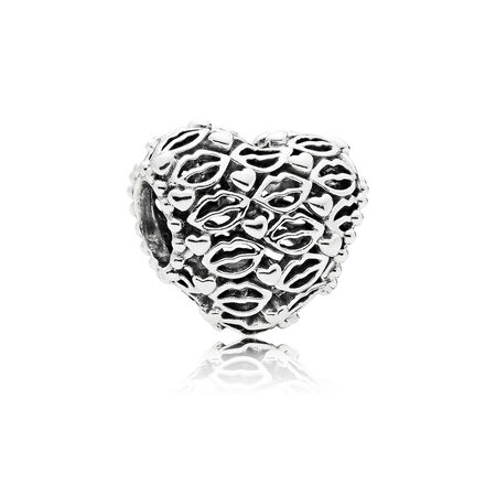 Love & Kisses Charm