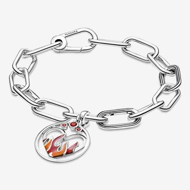 Pandora ME Fire Inside Bracelet Set