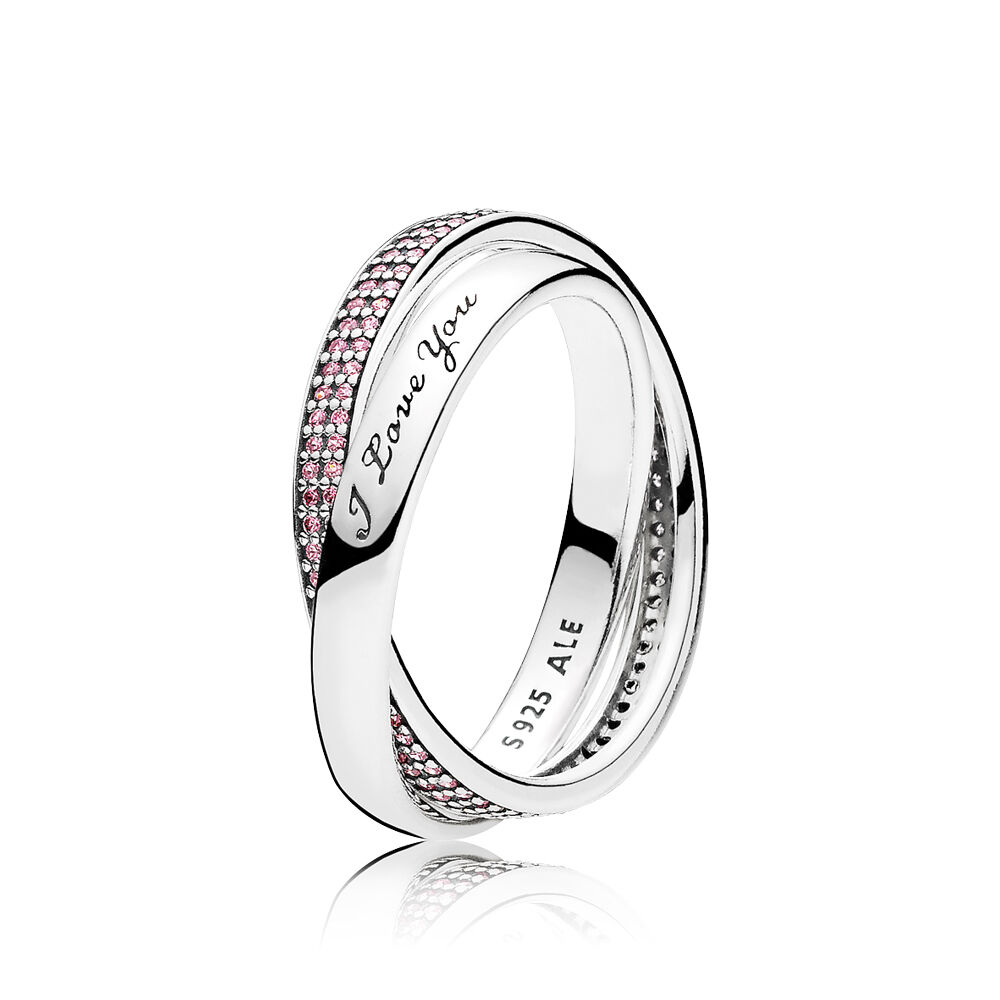 f9e7f81a8 promo code for pandora double ring 7adc7 07eda; wholesale sweet promise  pink cz f6d20 f5785