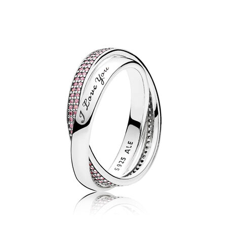 Sweet Promise, Pink CZ