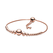 String of Beads Slider Bracelet - FINAL SALE