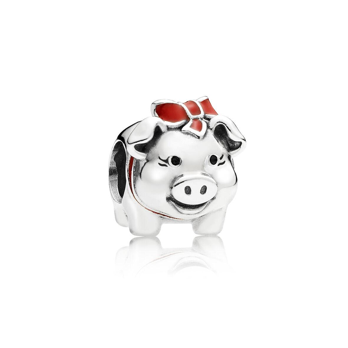 pandora charms cochon