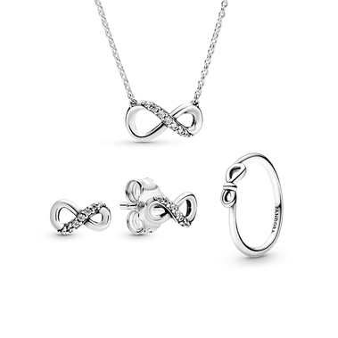 Infinite Love Jewelry Set