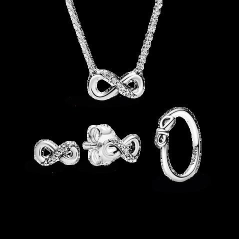 Infinite Love Jewelry Set