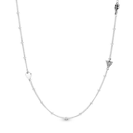 Limited Edition Sparkling Arrow Necklace
