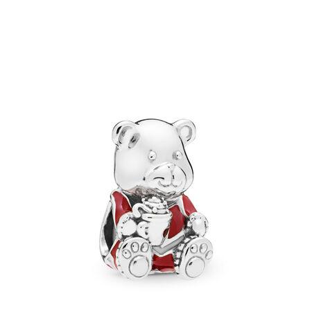 Limited Edition Christmas Bear Charm