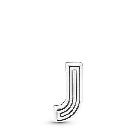 Pandora Reflexions™ Letter J Charm