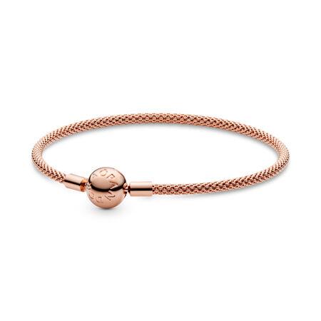 PANDORA Rose™ Mesh Bracelet