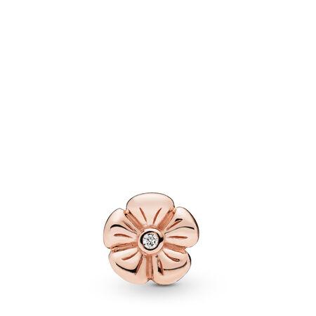 Mini charm Fleur classique