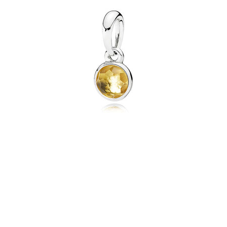 November Droplet, Citrine