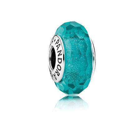 Scintillement turquoise