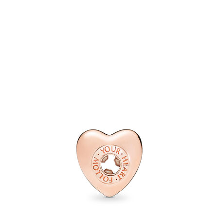 FOLLOW YOUR HEART ESSENCE Spacer, PANDORA Rose™