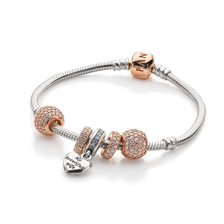 Endless Romance Bracelet - PANDORA - #KRS003