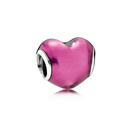 In My Heart, Fuschia Enamel