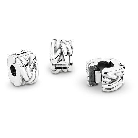 Braided, Sterling silver - PANDORA - #791774