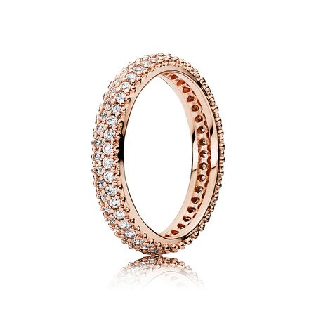Inspiration Within, PANDORA Rose™ & Clear CZ