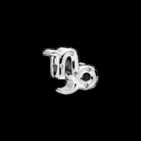 Charm du zodiaque scintillant du Capricorne