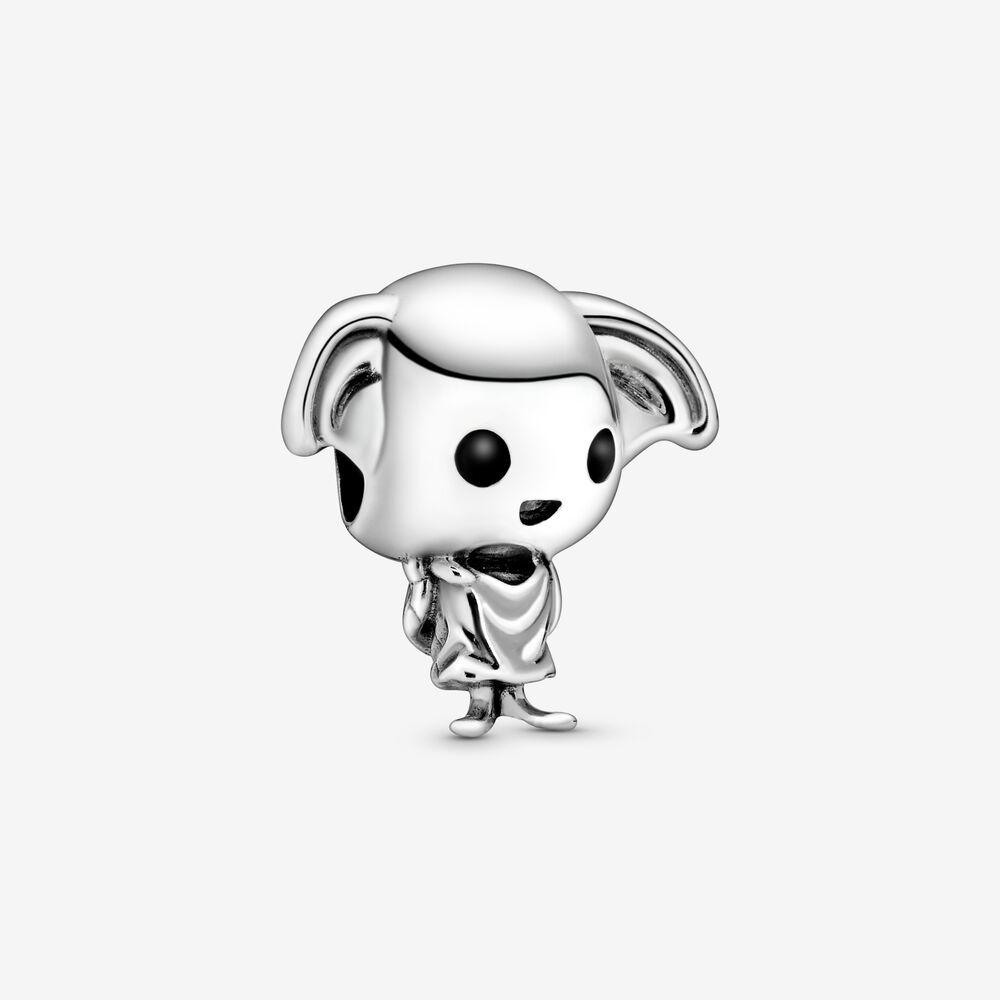 Harry Potter, Dobby the House Elf Charm | Sterling silver ...