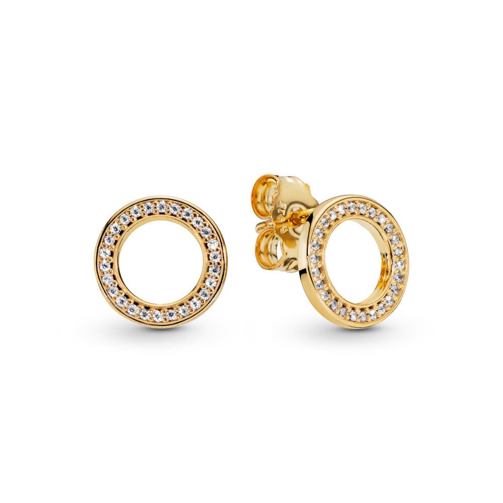 2019 year look- Earrings Pandora for women pictures