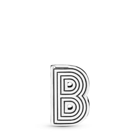 Pandora Reflexions™ Letter B Charm