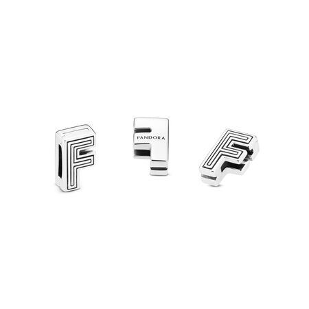 Pandora Reflexions™ Letter F Charm