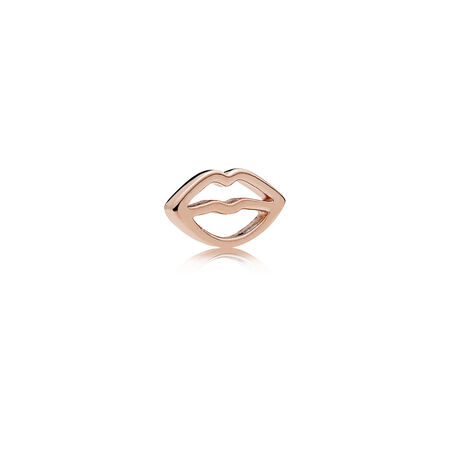 Love Kiss Petite Charm, PANDORA Rose™