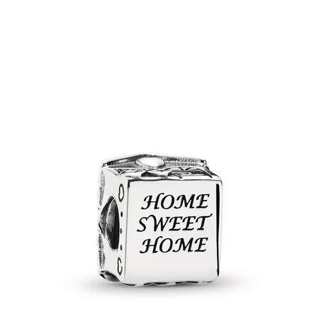 Home, Sweet Home, Sterling silver - PANDORA - #791267