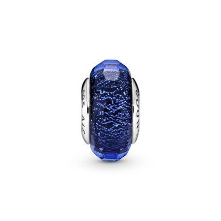Bleu fascinant iridescent
