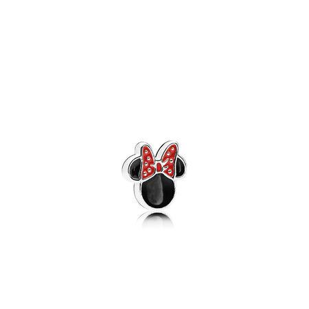 Mini Disney, Légende de Minnie, émail rouge et noir