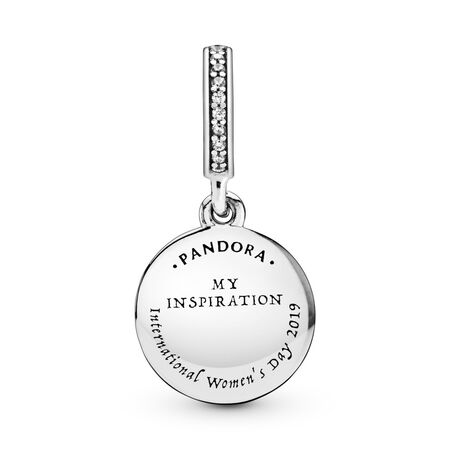 2019 International Women's Day Dangle Charm