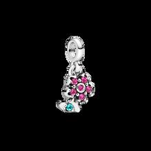 Mini charm-pendentif Jolie fleur Pandora ME