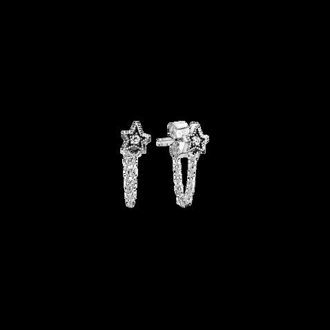 Celestial Stars Stud Earrings