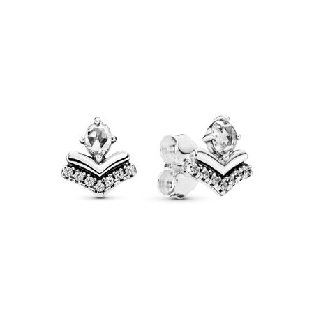 Classic Wishes Stud Earrings
