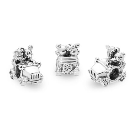 b2b2ebe8d Disney, Minnie Mouse & Mickey Mouse Car Charm