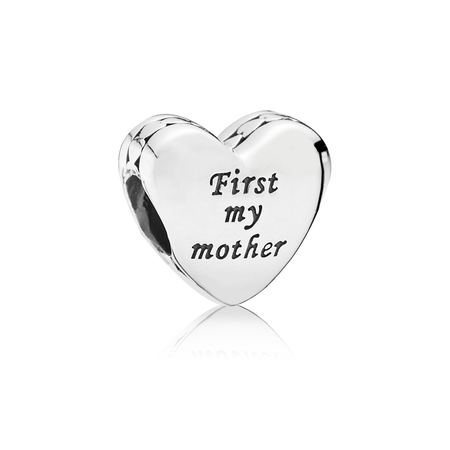 Mother & Friend Engraved Heart