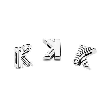 Pandora Reflexions™ Letter K Charm
