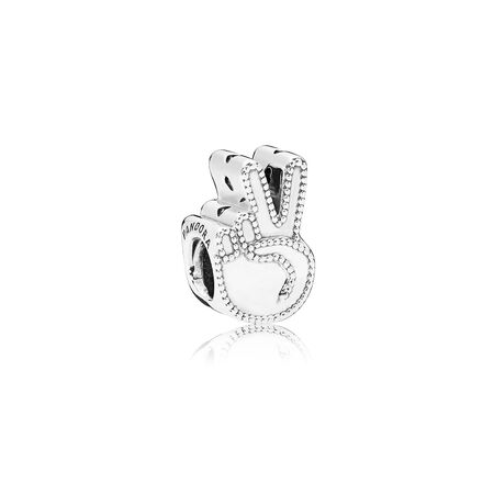 Symbol Of Peace Charm by Pandora
