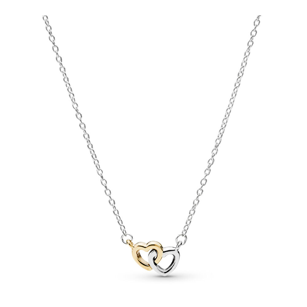 cea0404f1410a United in Love Two-Tone Necklace