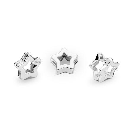 PANDORA Reflexions™ Sleek Star Charm