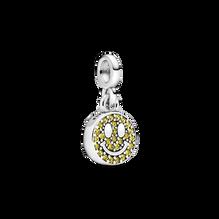 Mini charm-pendentif Sourire Pandora ME