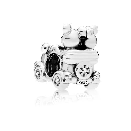 Charm Disney, Voiture antique de Mickey et Minnie