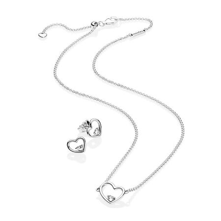 Shape Of My Heart Jewellery Gift Set